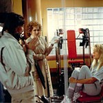 Jeanne with Vilmos Zsigmond and Heather Locklear