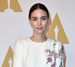 Rooney Mara at the 2016 Oscar Luncheon