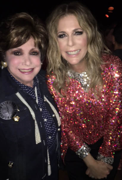 JEANNE WITH RITA WILSON